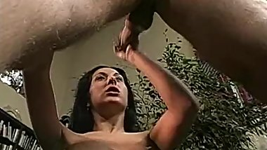Mother Loves To Jerk Off Hard Cock In The Afternoon