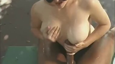 Outside Picnic Handjob