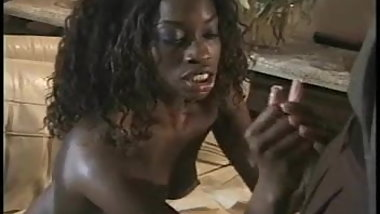 Funny Interracial Scene